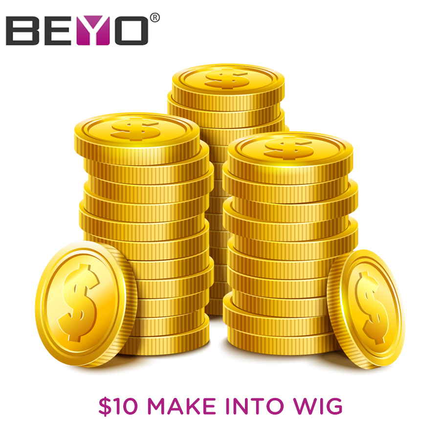 Beyo $10 Make Into Wig For Any Texture