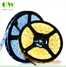 H67d1c42a585d47d8928d71a8a0f436fdr RGB LED Strip Light 5050 2835 DC12V Neon Ribbon Waterproof Flexible LED Diode Tape 60LEDs/m 5M 12V LED Strip for Home Decoration