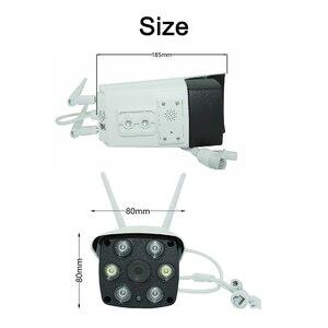 Image 5 - EweLink IP66 Chống Nước Ngoài Trời Camera Wifi Thông Minh IOT Camera HD 1080P Âm Thanh Hai Chiều Liên Lạc Nội Bộ Tầm Nhìn Ban Đêm Hồng Ngoại đèn LED Máy Ảnh