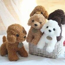 20cm cão de pelúcia brinquedo boneca presente macio recheado almofada sofá travesseiro presentes para crianças cão de pelúcia ragdoll boneca presente de aniversário