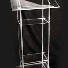 Горячая подставка для пульпита; акриловая подиумная кафедра; дизайн пульпита