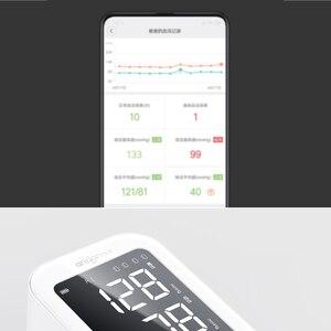 Image 5 - Andon חכם צג לחץ דם זרוע לב דופק ביט מטר Tonometer Sphygmomanometers Pulsometer עבור בית