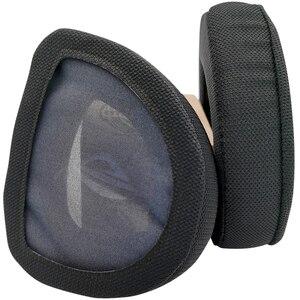 Image 3 - Misodiko Vervanging Oorkussens Kussen Kit Voor Asus Rog Delta Gaming Headset, Hoofdtelefoon Reparatie Onderdelen Oordopjes (Zwart)