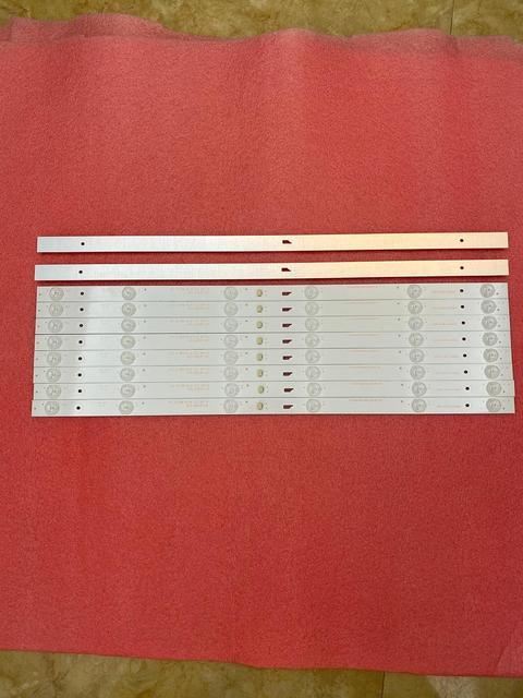 10 Chiếc 6LED Đèn Nền LED Dải Cho 32HP100 TH32D500C L32S64TE5W JL.D32061330 004AS M 057GS 4C LB320T GY6 JF3 JF4 W32H W32S