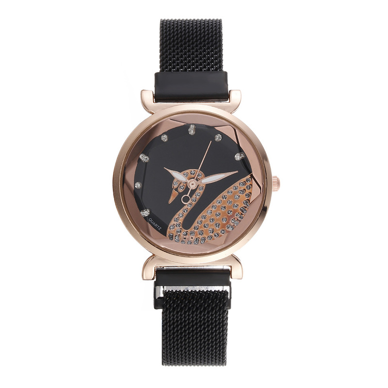 Tong Best-selling Female Man Bracelet Watch Quartz Watch Manufacturers Selling Magnetic Clasp Watch Female Students