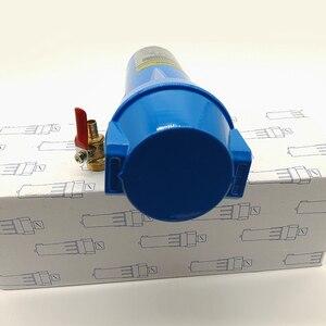 "Image 5 - 3/4 ""באיכות גבוהה שמן מים מפריד 015 ש P S C מדחס אוויר אביזרי דחוס אוויר דיוק מסנן מייבש QPSC"