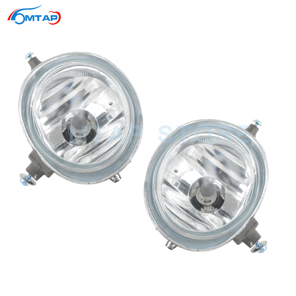Mtap frente nevoeiro lâmpada luz para mazda para axela para atenza para mazda 3 5 6 CX-5 CX-7 mx5 com lâmpada universal foglight