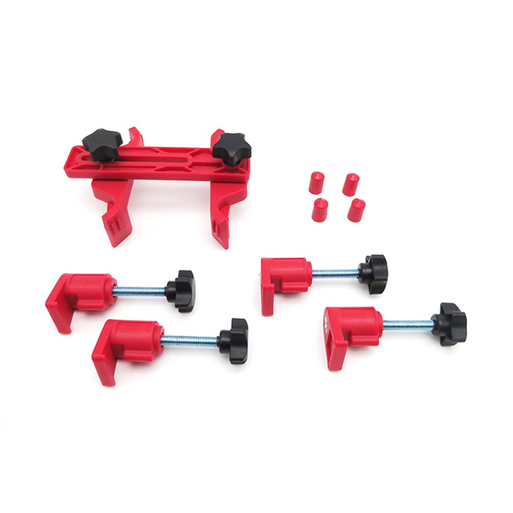 Universal Car Auto Dual Cam Camshaft Lock Holder Car Engine Cam Timing Sprocket Gear Locking Tool Set Car Accessories