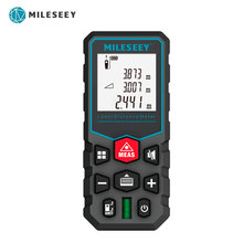Mileseey X5 Rangefinder Trenaเลเซอร์เทปDigital Range Finderสร้างวัดไม้บรรทัดเครื่องมือ
