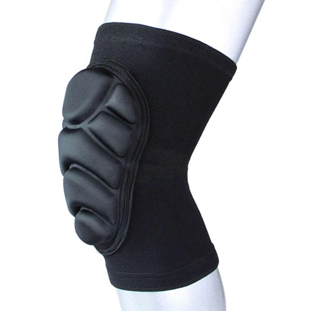 Knee Pads Basketball Sport Kneepad Volleyball Knee Protector Brace Support Football Compression Leg SleevesKnee Pads