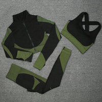 Green set 3 PCS