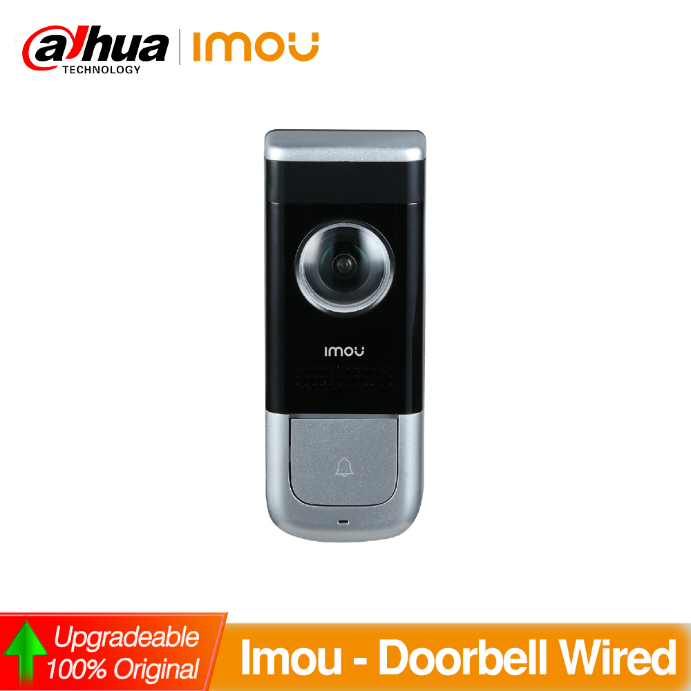 Dahua Imou DB11 Doorbell Wired 2MP WIFI Video Doorbell With Night Version PIR Detection Two-way Talk Wifi Doorbell