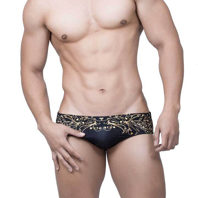 2020 <font><b>Men's</b></font> low waist <font><b>sexy</b></font> swimwear <font><b>men</b></font> bathing suit swimming <font><b>briefs</b></font> swimsuit gym <font><b>bikini</b></font> <font><b>swim</b></font> trunks beach shorts bathing suits image