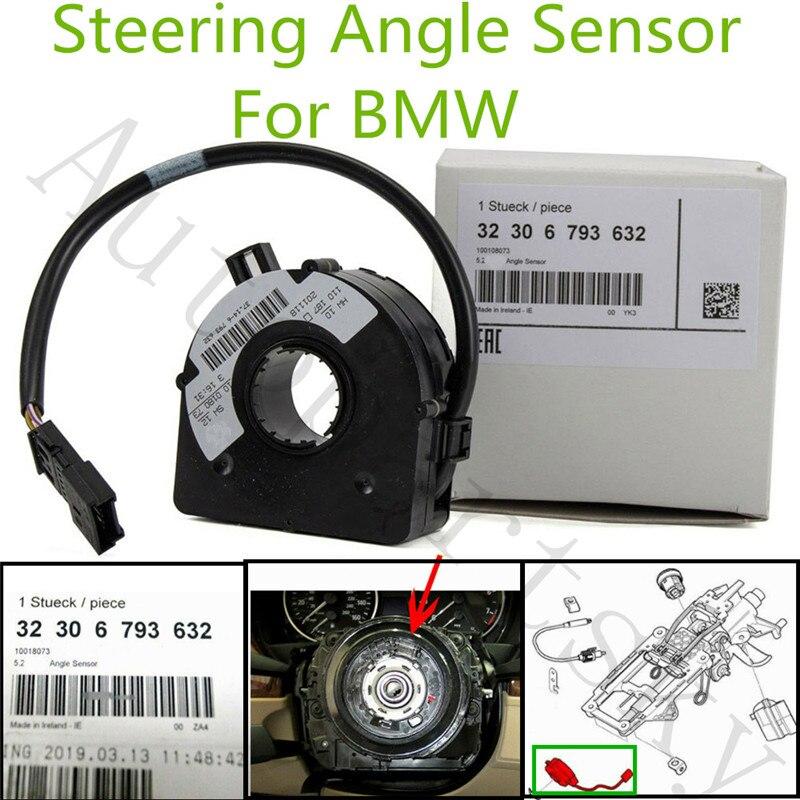 OEM דינמי יציבות DSC בקרת היגוי זווית חיישן עבור BMW E46 E39 E38 E53 E36 עבור מיני קופר 32306793632 37146781438