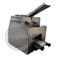Automatic stainless steel dumpling wrapper skin making machine mulfunction tortilla wrapper machine
