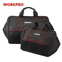 """Workpro 13 """"и 18"""" сумки для инструментов водонепроницаемые"""