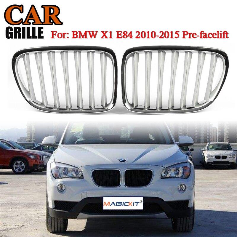2009–2015 Chrom Grill für BMW X1 E84