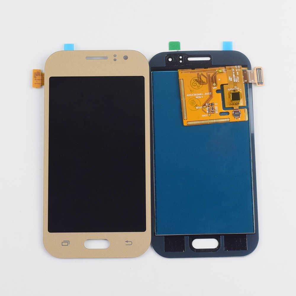 J1 Ace LCD para Samsung Galaxy J1 Ace J110 J110F J110H J110FM J111 J111F J111M J111FN pantalla LCD de montaje de digitalizador con pantalla táctil