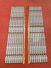 Новинка, 5 наборов = 100 шт., 7 светодиодный (3 В), 575 мм, Светодиодная лента для подсветки телевизора 55 дюймов, LB55065, v0 _ 04, 1 _ 04, 77900, E213009