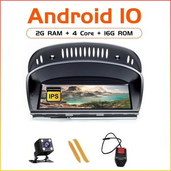 ZLTOOPAI Android10 For BMW Series 5/3 E60 E61 E62 E63 E90 E91 CIC CCC Car Audio Radio Stereo Multimedia Player GPS Navigation image