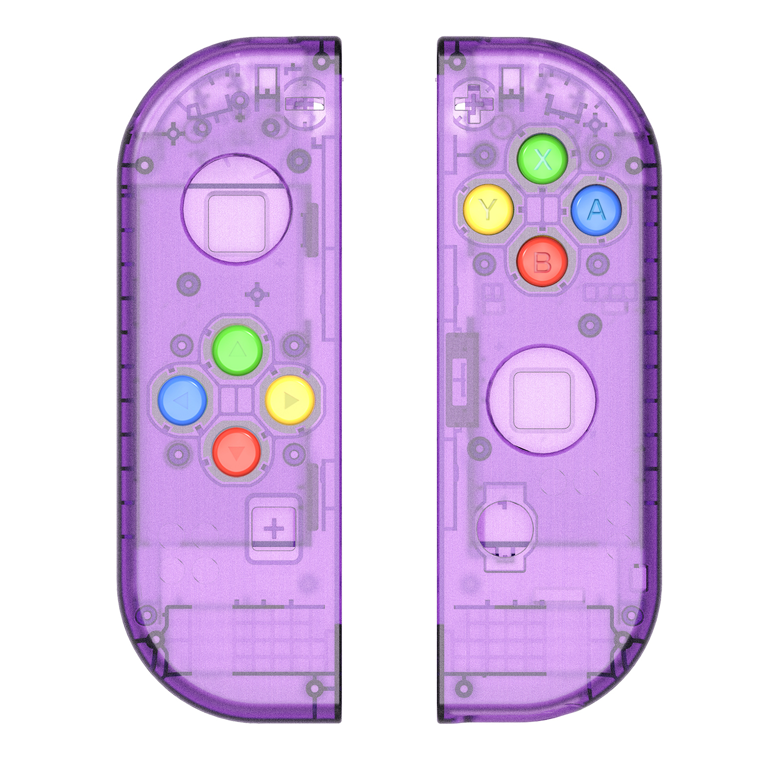 Myriann Replacement Switch Shell For Nintend Switch Console NS Case For Joy-controller With Different Colors