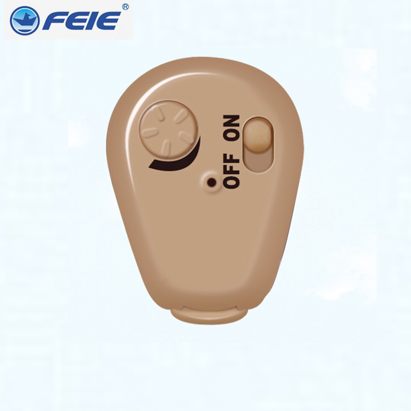 Rechargeable Mini invisible Hearing Aids S 216 hearing apparatus Hear Clear for the Elderly Deaf Ear