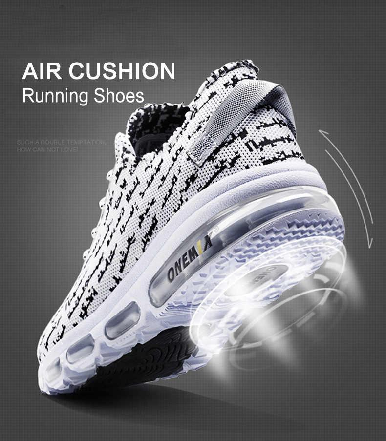 ONEMIX מקסימום 270 נעלי ריצה לגברים ספורט חיצוני סניקרס נוח לנשימה עבור גברים אוויר 95 נעלי ריצה