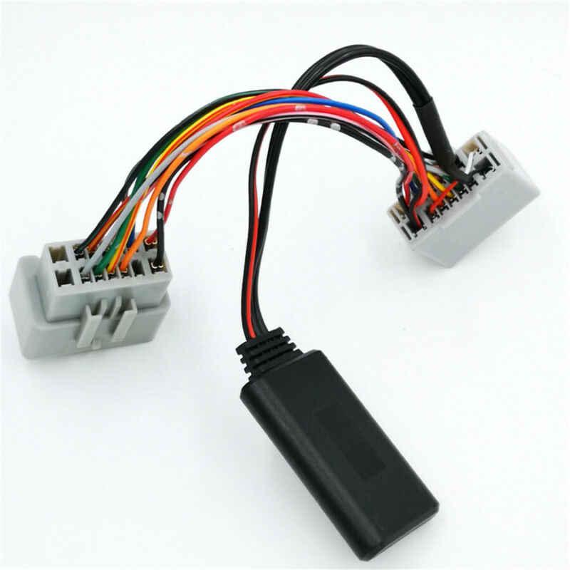 1x Автомобильный музыкальный адаптер Aux Bluetooth кабель для VOLVO C S V XC 30 40 50 60 70 80 90