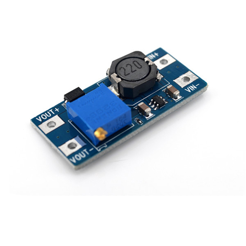 1pcs MT3608 2A DC-DC Adjustable Step Up Powered Module Booster Powered Module Accessory