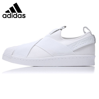 Original New Arrival  Adidas Originals SUPERSTAR SlipOn Unisex Skateboarding Shoes Sneakers 1