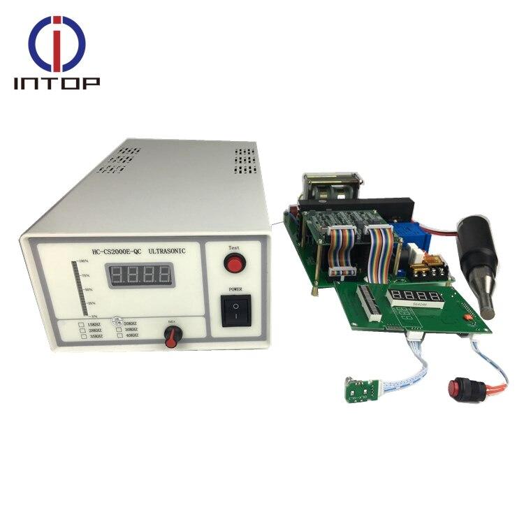 High Quality Ultrasonic Plastic Welding Machine PCB Board For Digital Generator Machine Factory Price