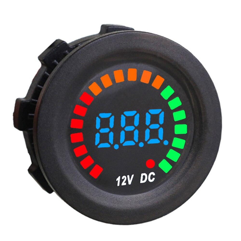 Test Meters & Detectors DC 12V-60V LED Panel Digital Voltage Volt ...