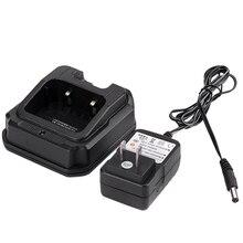 Полицейский ABS замена Простая установка водонепроницаемый прочный прямой крой грязеотталкивающая портативная рация зарядное устройство для BF-UV9R Plus