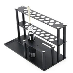 Image 5 - アルミ合金工具収納ラックドライバーツールブラケットはさみプライヤーナイフ収納ホルダーツールソケット rc モデル diy