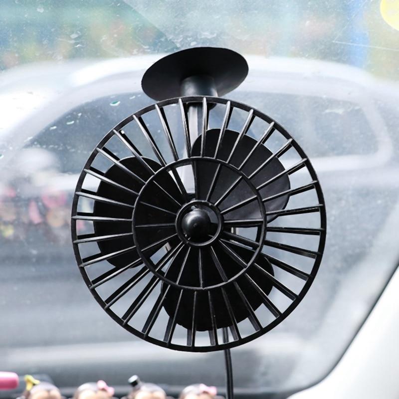12V портативный автомобильный вентилятор для грузовика автомобильный охлаждающий прикуриватель Автомобильный кондиционер воздуха|Вентиляторы и наборы|   | АлиЭкспресс
