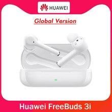 Offizielle Globale Version Huawei FreeBuds 3i Drahtlose Kopfhörer TWS Bluetooth 5,0 Kopfhörer Aktive Noise Cancelling 3-mic System