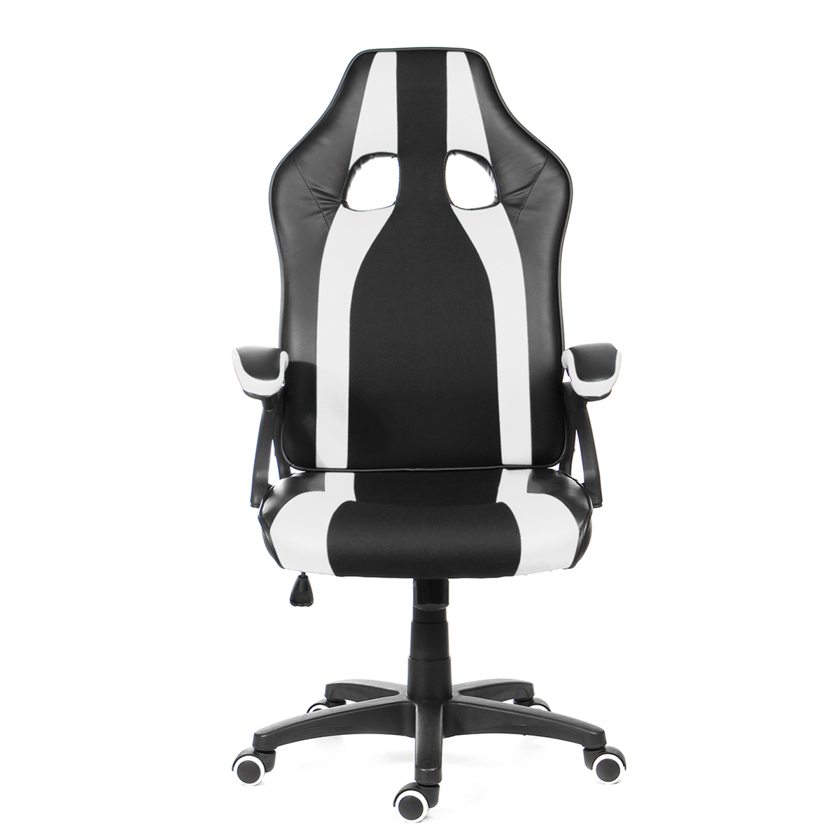 Furniture Office Chair Adjustable Leather Office Chair Gaming Chair Swivel Reclining Executive Laptop Desk Armchair