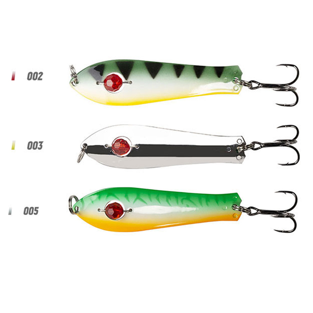show original title Details about  /5x//Set Spinners Fishing Baits metals Golden Red Spoons Lures Fishing Hook 10 hbly