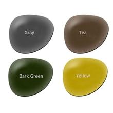 Sunglasses Lenses Brown Prescription Polarized Logorela Mirror with Grey Green Night-Vision