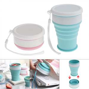 Portable-Cup Silicone 100ML 350ML Circular with For-50/Centigrade/To/200-centigrade