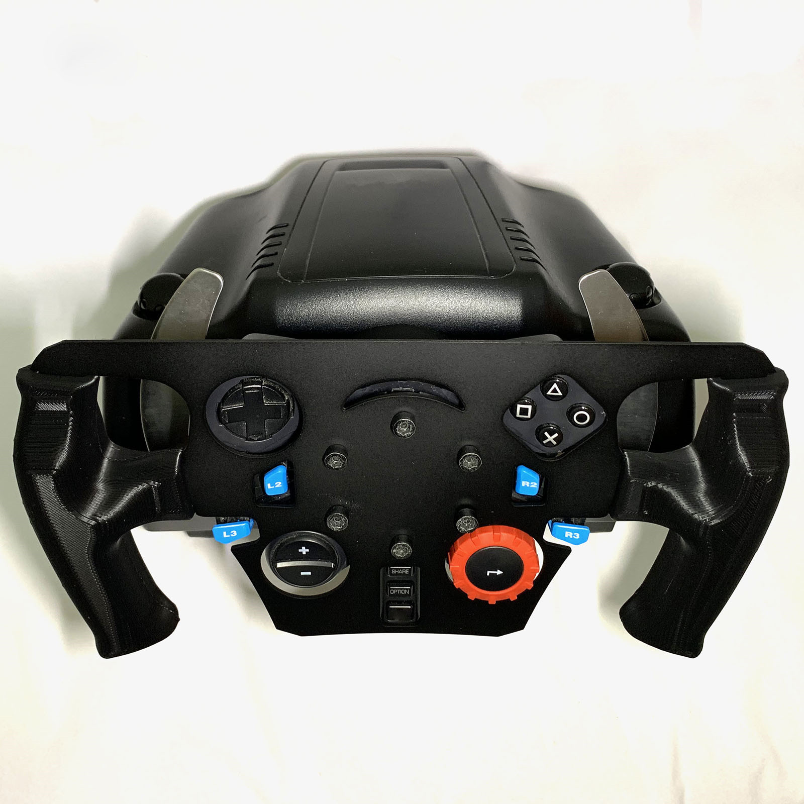 Steering Wheel Adapter Plate For Logitech G29 Racing Car Game Modification Parts Accessories