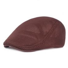 Men Women Cotton Camouflage Golf Driving Beret Cabbie Hat Newsboy Flat Ivy Sun Casual Cap Duckbill Cabbie Hat Y823
