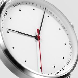 Image 3 - Xiaomi Reloj de lujo Youpin TwentySeventeen para hombre y mujer, reloj de cuarzo, esfera de 39mm, resistente al agua hasta 3ATM