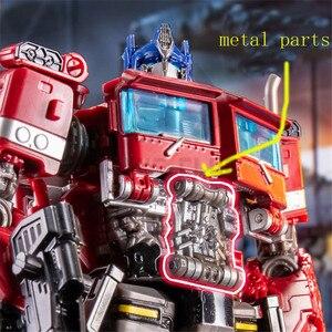 Image 4 - COMIC CLUB BMB aoyi серия для студийной съемки фильмов SS38, из металлического сплава, для трансформации кожи, в режиме OP V, игрушка робот