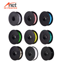 Anet 1.75mm 3D Printing PLA Filament Dimensional Accuracy ±0.02mm No Clogging Filaments Printing1KG Spool for 3D Printers(China)