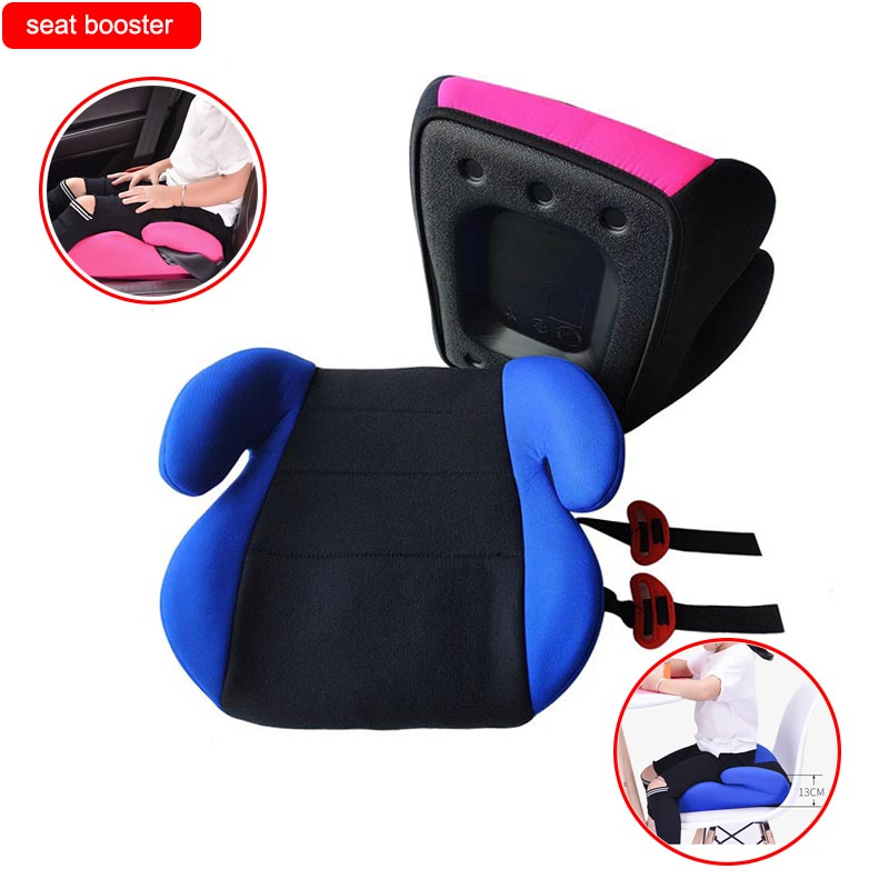 Seat booster Baby car seat  Increased dinner chair cushion HDPE Integrated Seats cushion Baby accessories