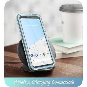 Image 4 - Voor Google Pixel 4 XL Case 6.3 inch (2019) i BLASON Cosmo Full Body Glitter Marmer Bumper Case met Ingebouwde Screen Protector