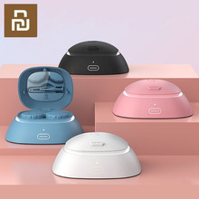 New Xiaomi Mini Sonic Wave Contact Lens Ultrasonic Cleaner Eye Protein Cleaning Case Daily Care Contact Lens Accessories