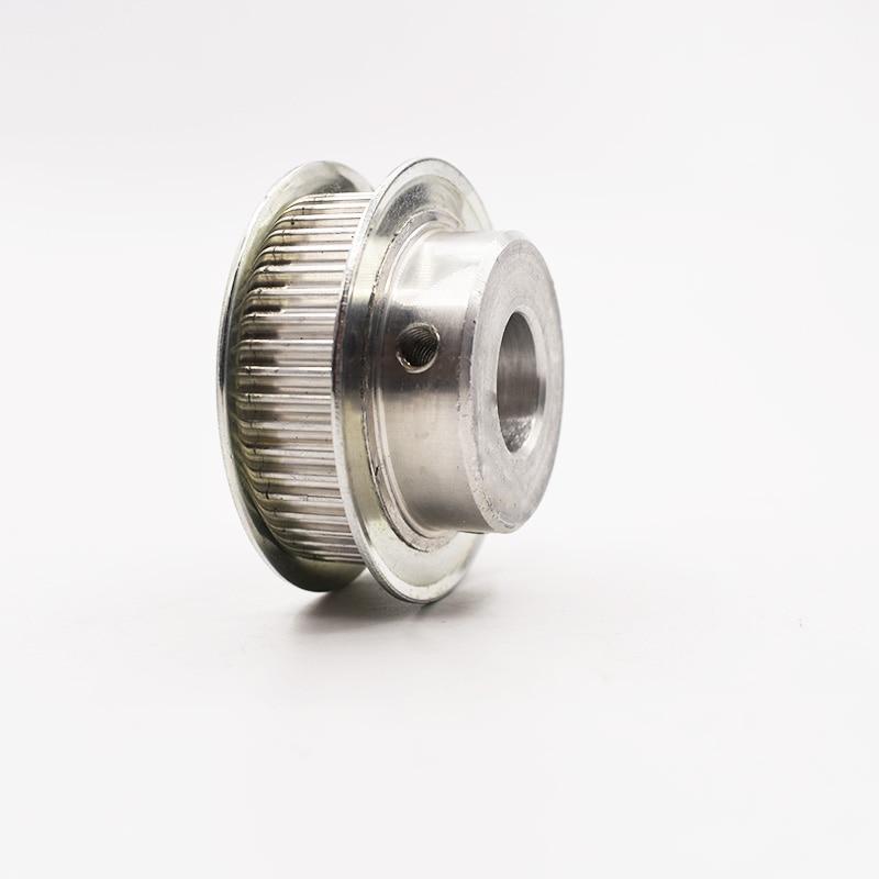 HTD 3M-18T 16mm Width Stepper Motor Aluminum Timing Belt Pulley 18 Teeth CNC