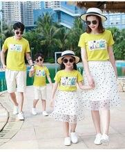Семья сот ветствующие наряды 2020 летние папа футболка для сына